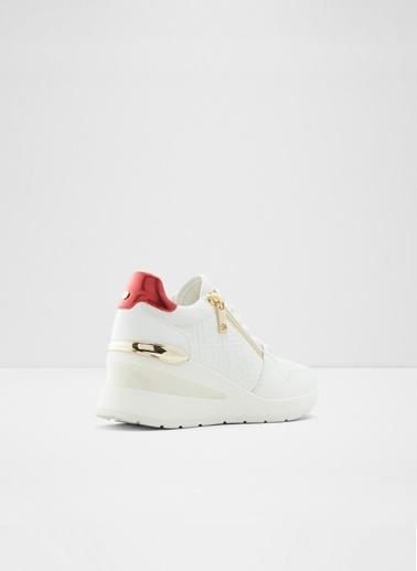 Aldo Jeresa - Beyaz Kadin Sneaker Beyaz